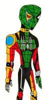GIFT: Andrew Flynn / Cyborg Spider