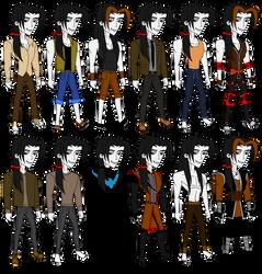 Human Thomas Fashion: Bertram by SUP-FAN