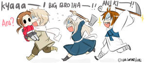 BIG BROTHER IS MINE 2