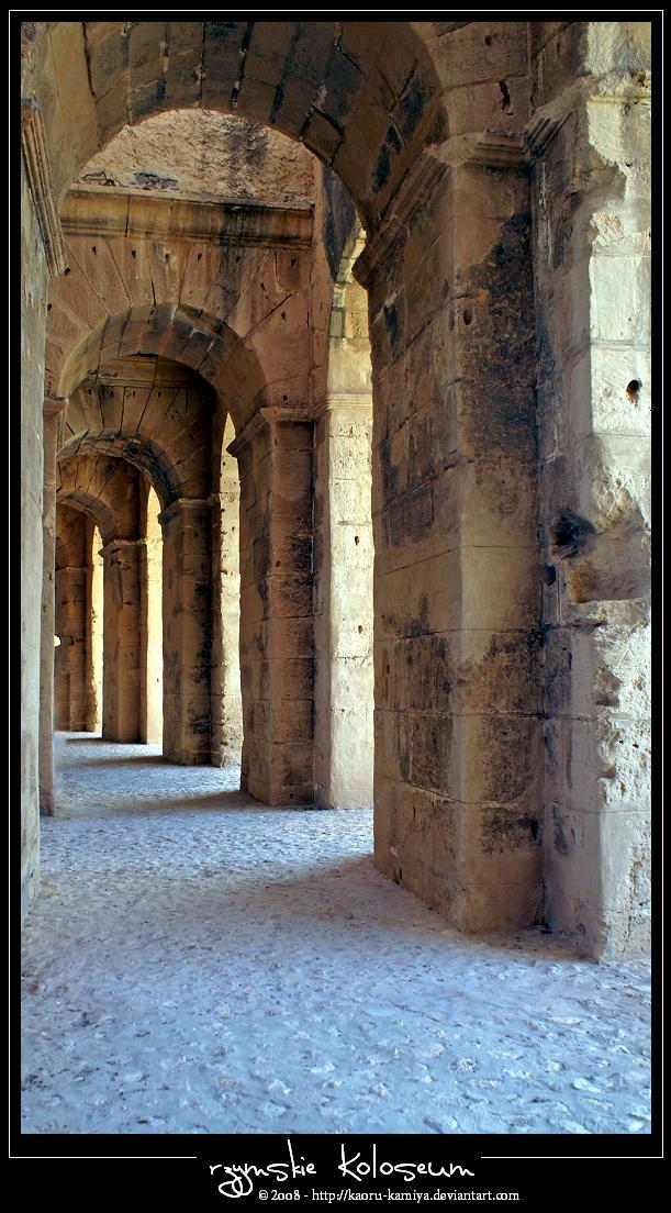 rzymskie Koloseum by kaoru-kamiya