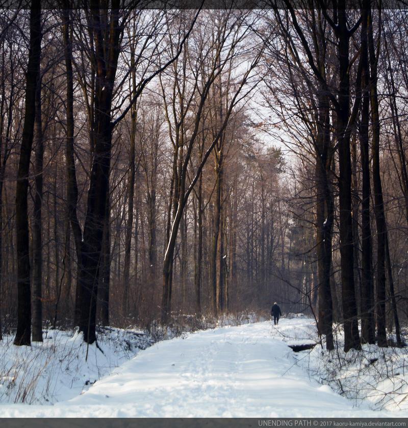 unending path by kaoru-kamiya