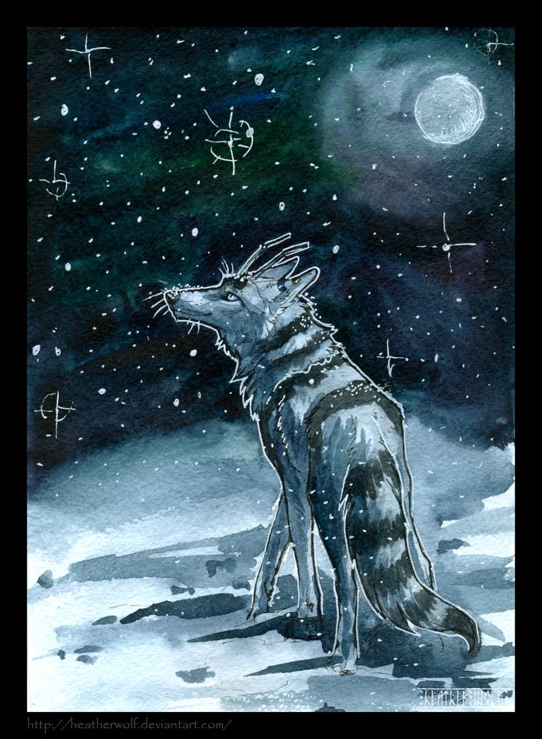 Secret Santa 2014 2 by HeatherWolf