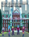 The autistic Shadowbolts - Comic Cover by LucasPachecoMLP