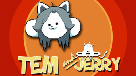 Tem and Jerry Wallpaper