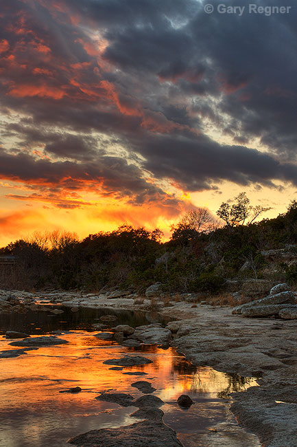 Fire in the Sky by gregner