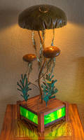 Jellyfish Lamp by gregner