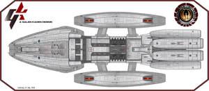 Battlestar Zodiac -Ventral
