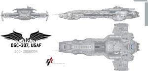 Icarus Class Battlecruiser