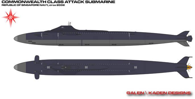 Commonwealth Class Submarine