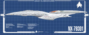 Legacy Class Mk 2 Blueprint by Galen82