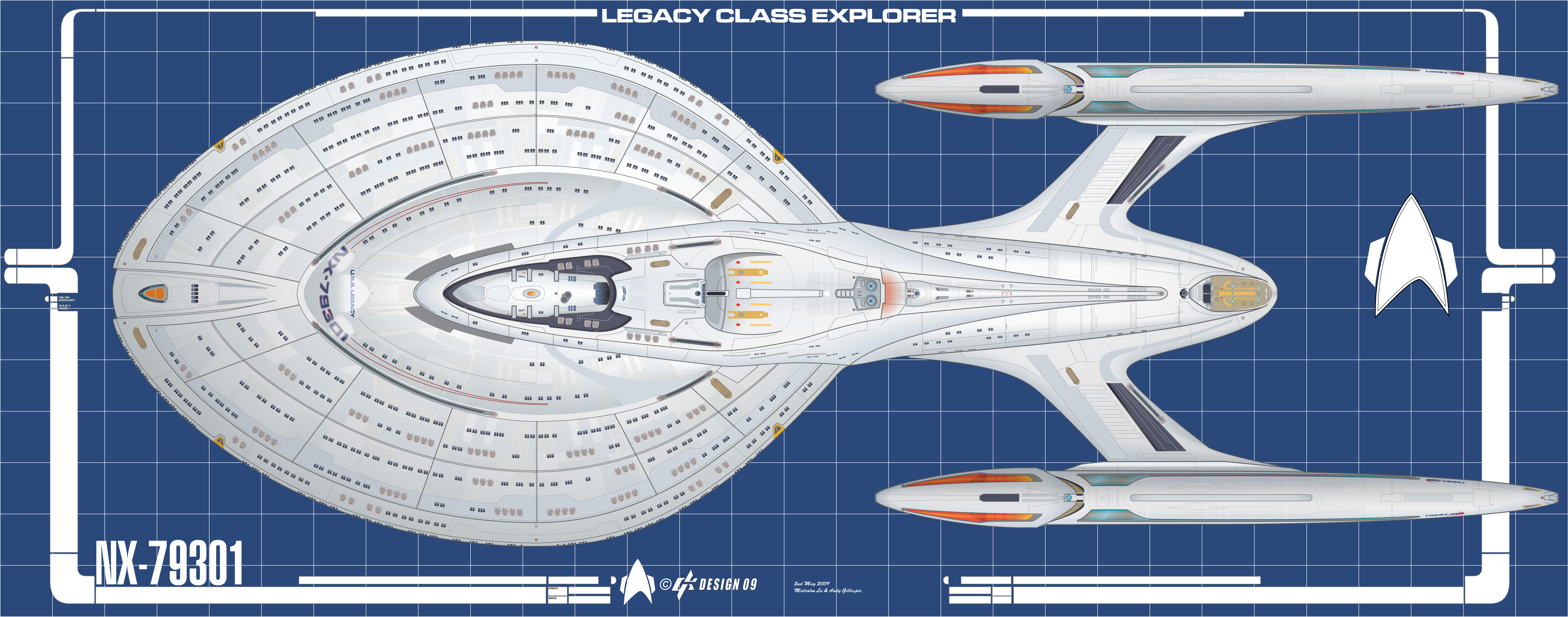 Legacy class mk 2 blueprint 2 by galen82 on deviantart legacy class mk 2 blueprint 2 by galen82 malvernweather Gallery