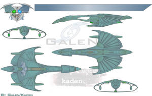 Romulan Design from 2002 by Galen82
