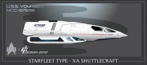Mk XA Class Shuttle