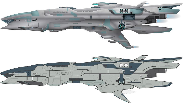 Evangelos Mk 2 WIP by Galen82