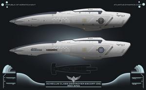 CoM Republic Acheilus Escort by Galen82