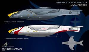 Republic Nautilus Dropship