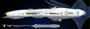 Trieste Class Research Ship