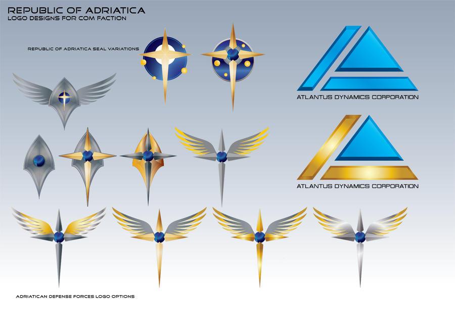 CoM Logo designs by Galen82
