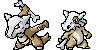 Marowak and Cubone
