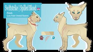 Swiftstrike Spilled Blood