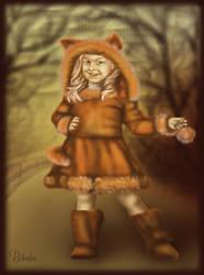 GABRIELA by BIBALArt