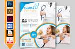 Doctor and Medical Flyer Template V3