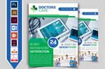 Doctor and Medical Flyer Template V4