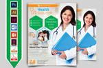 Doctor and Medical Flyer Template V7