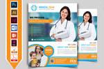 Doctor and Medical Flyer Template V8