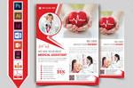 Doctor and Medical Flyer Template V9