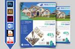 Real Estate Flyer Template V3