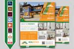 Real Estate Flyer Template V4