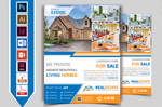Real Estate Flyer Template V5