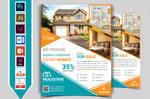 Real Estate Flyer Template V8