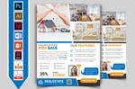 Real Estate Flyer Template V9