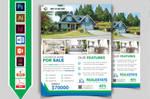 Real Estate Flyer Template V10