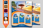 Travel and Tour Flyer Template V1