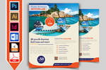 Travel and Tour Flyer Template V3