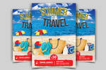 Travel and Tour Flyer Template V6