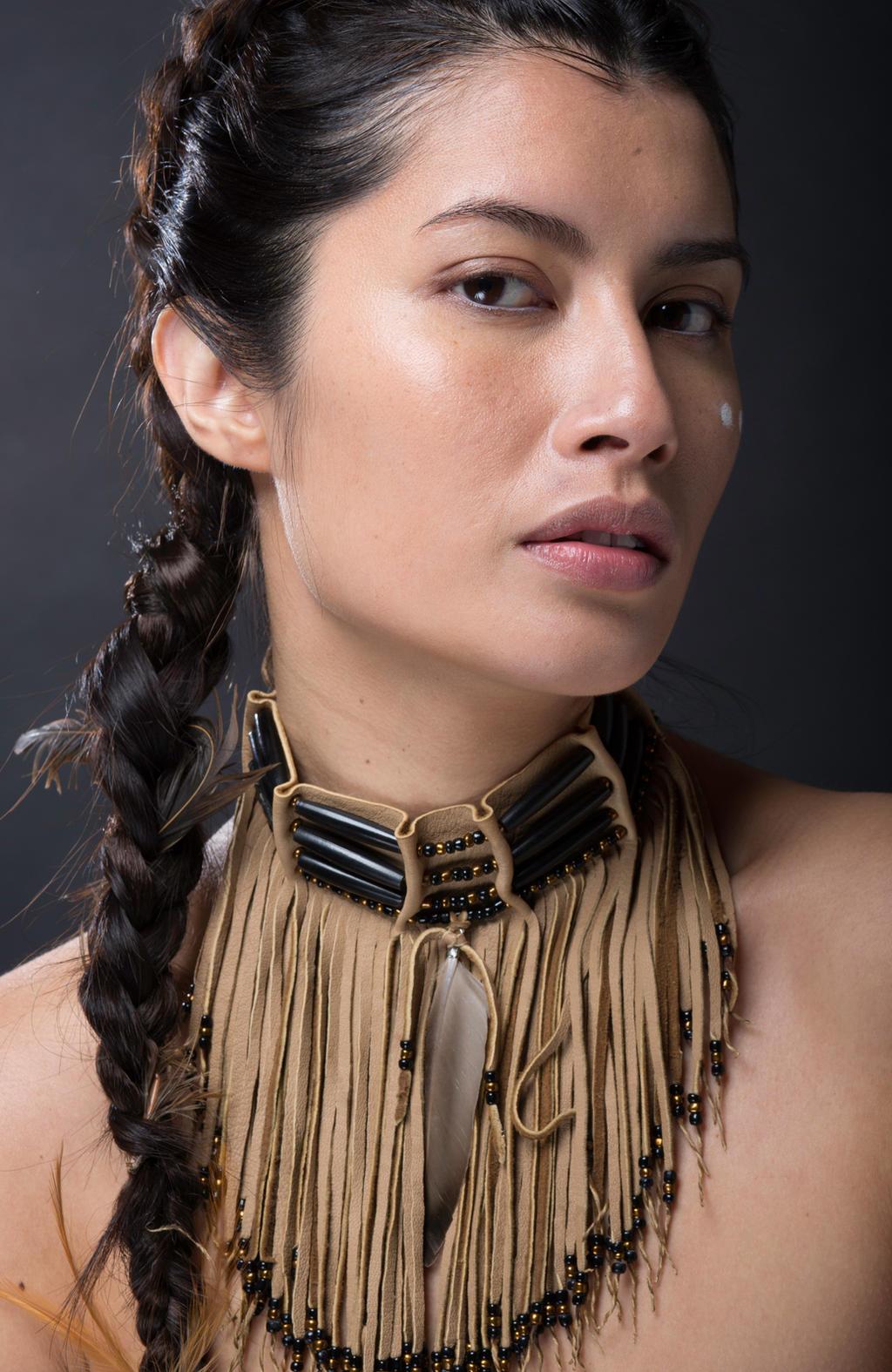 http://img14.deviantart.net/73b6/i/2014/155/0/d/native_american_leather_fringed_choker_on_model_by_tribalterri-d7l0rue.jpg American