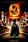 New poster for hunger games