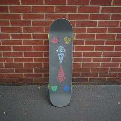 ATLA/LOK 4 Elements Spirits Grip Art - Skateboard