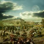 Zombie Apocalypse 12'