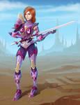 FEZ: Female Warrior