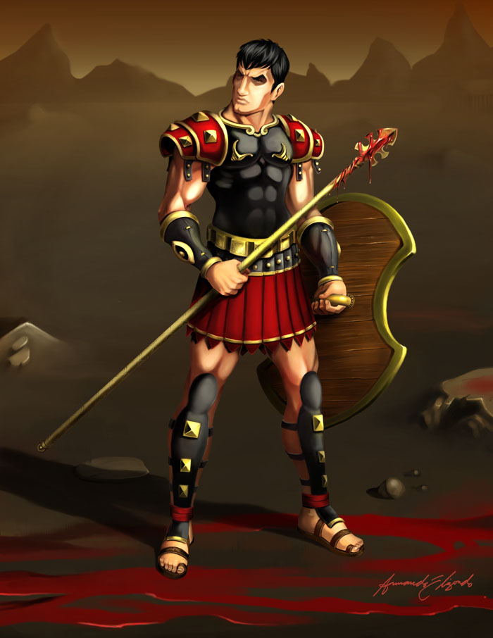 Ares By Arm01 On Deviantart