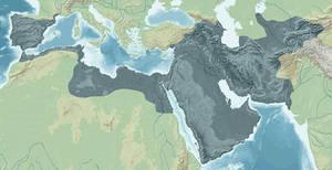 Umayyad Caliphate AD 730