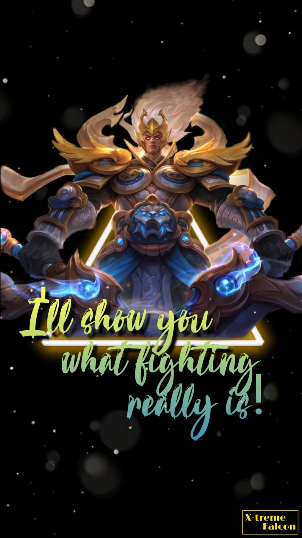 Martis God Of War Custom Wallpaper Mobile Legends By