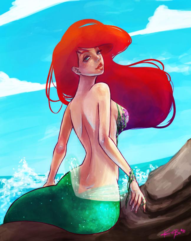 Ariel. by ALostParanoia