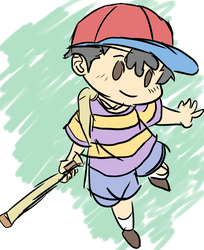 Ness - Earthbound / Mother