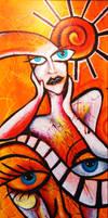 Sunshine girl by jonasfyhr